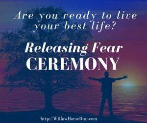 Releasing Fear Ceremony (1)